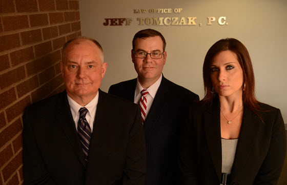 Tomczak Law Team