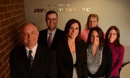 The Tomczak Team